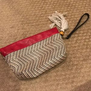 Dolce Vita for Target clutch!